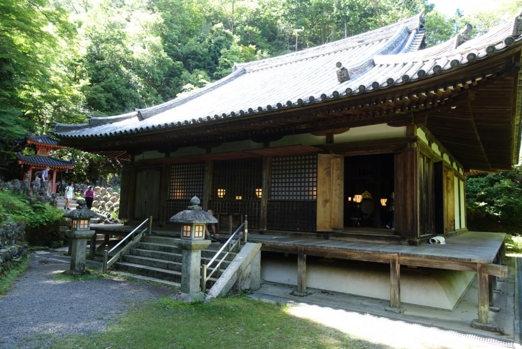 愛宕念仏寺(おたぎねんぶつじ)5