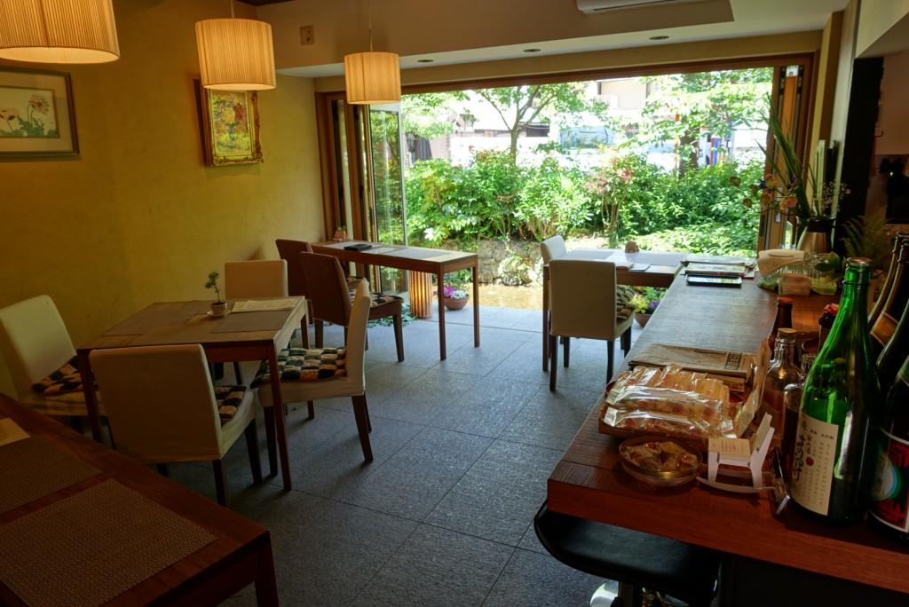 高瀬川カフェ「ひとこえ」2