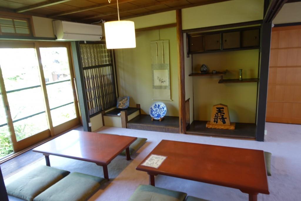 高瀬川カフェ「ひとこえ」5