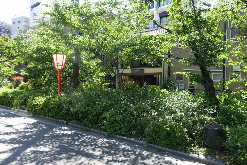 高瀬川カフェ「ひとこえ」11