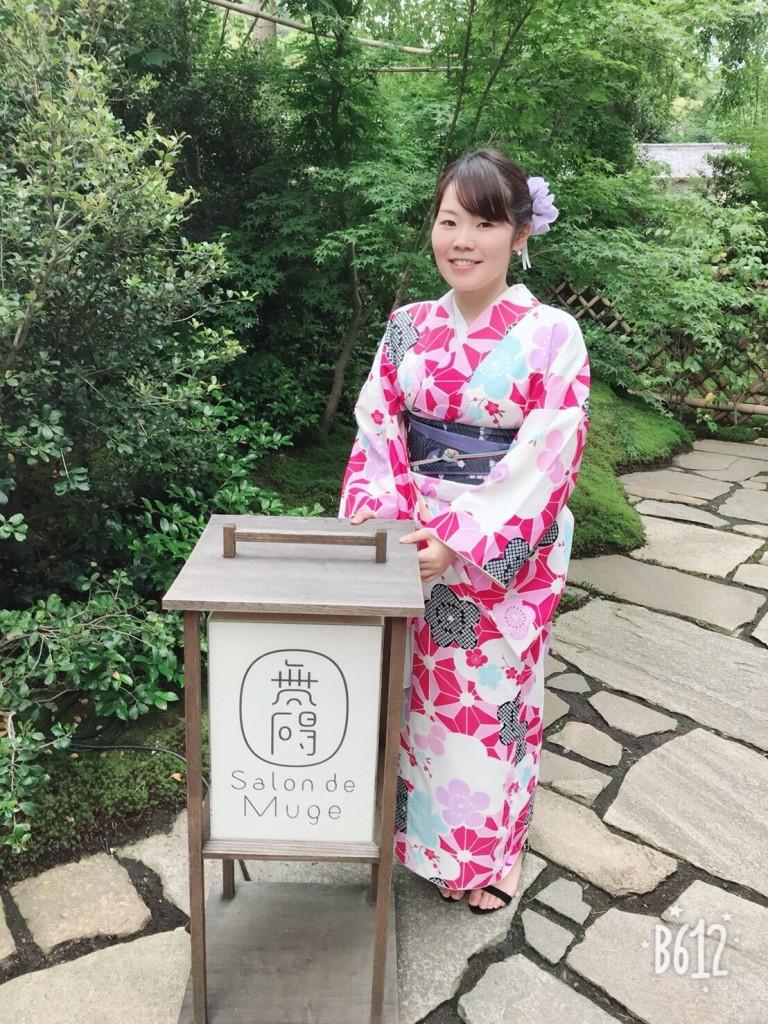 浴衣レンタルで貴船神社へ(^^♪2018年6月7日4