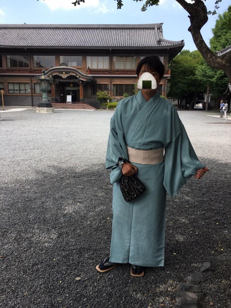 浴衣レンタルで嵐山へ(^^♪2018年6月9日10