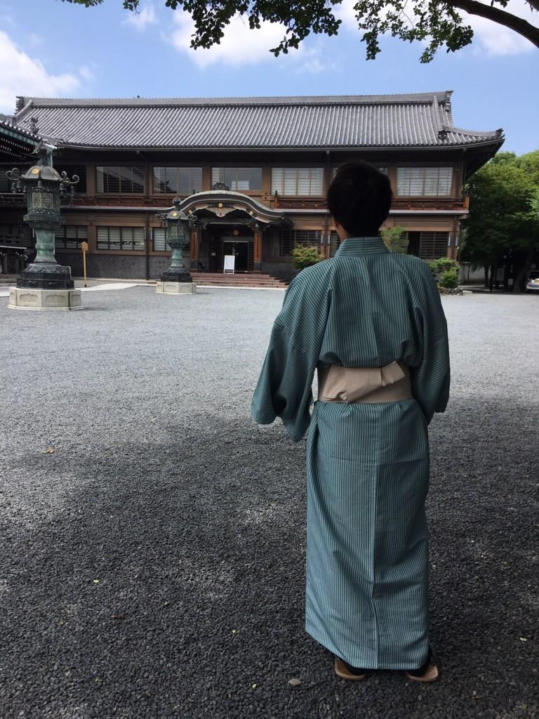 浴衣レンタルで嵐山へ(^^♪2018年6月9日11