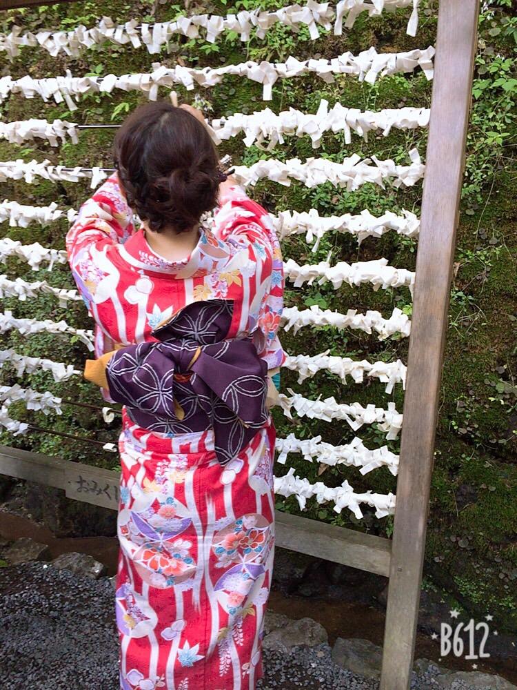 皆様、夜遅くまで浴衣で京都を満喫♪2018年6月17日1
