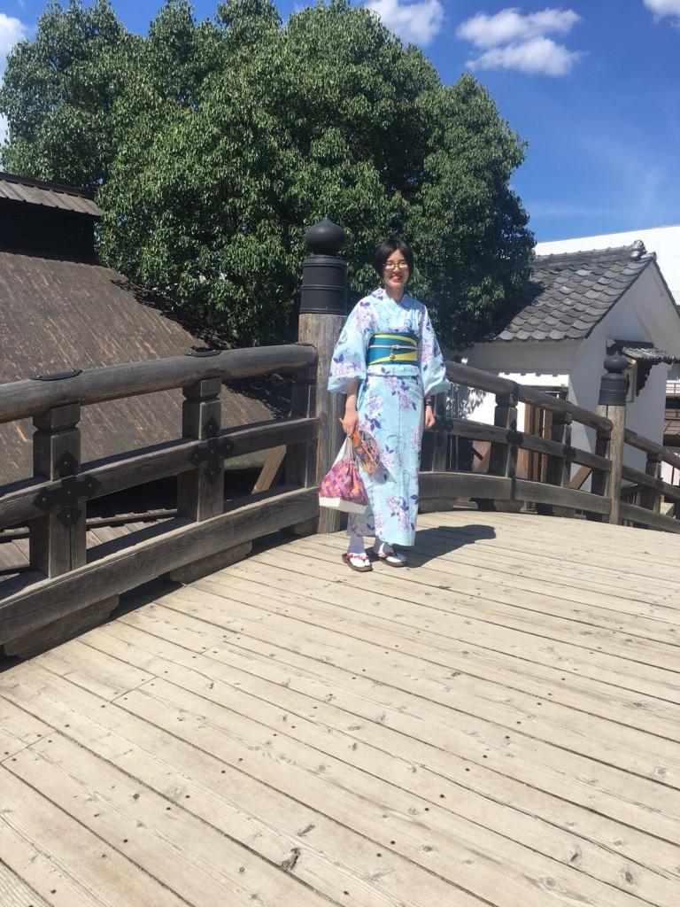 暑さに負けず、浴衣で京都観光(^^♪2018年7月22日2
