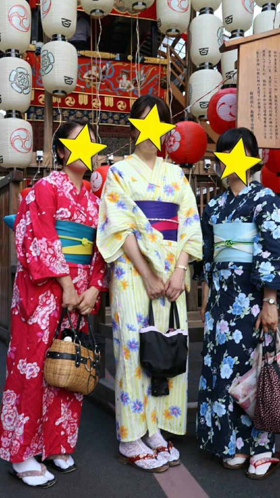 2018祇園祭 後祭 宵山2018年7月23日1