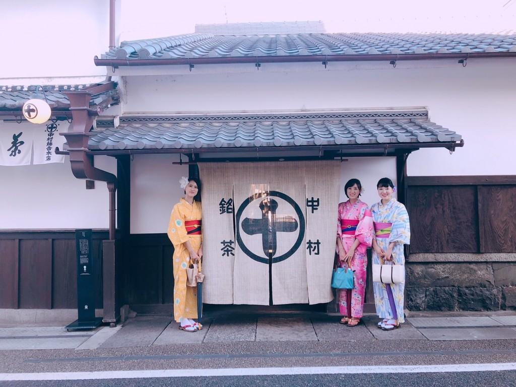 2018祇園祭 後祭 山鉾巡行2018年7月24日1
