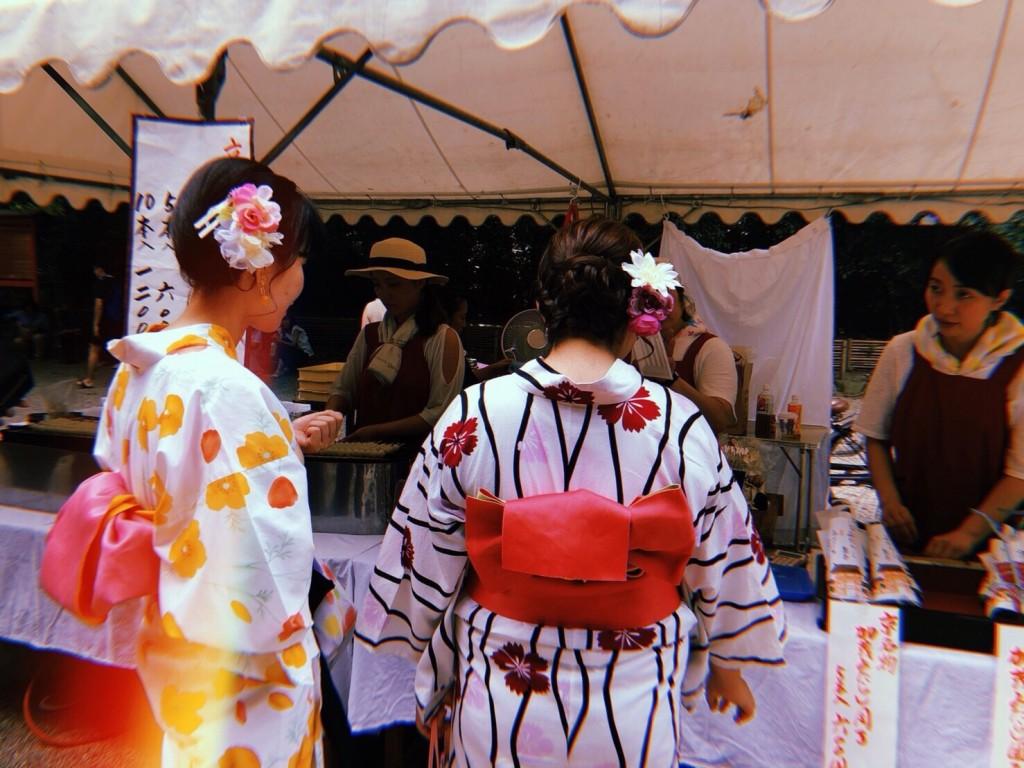 下鴨神社 みたらし祭2018年7月28日5