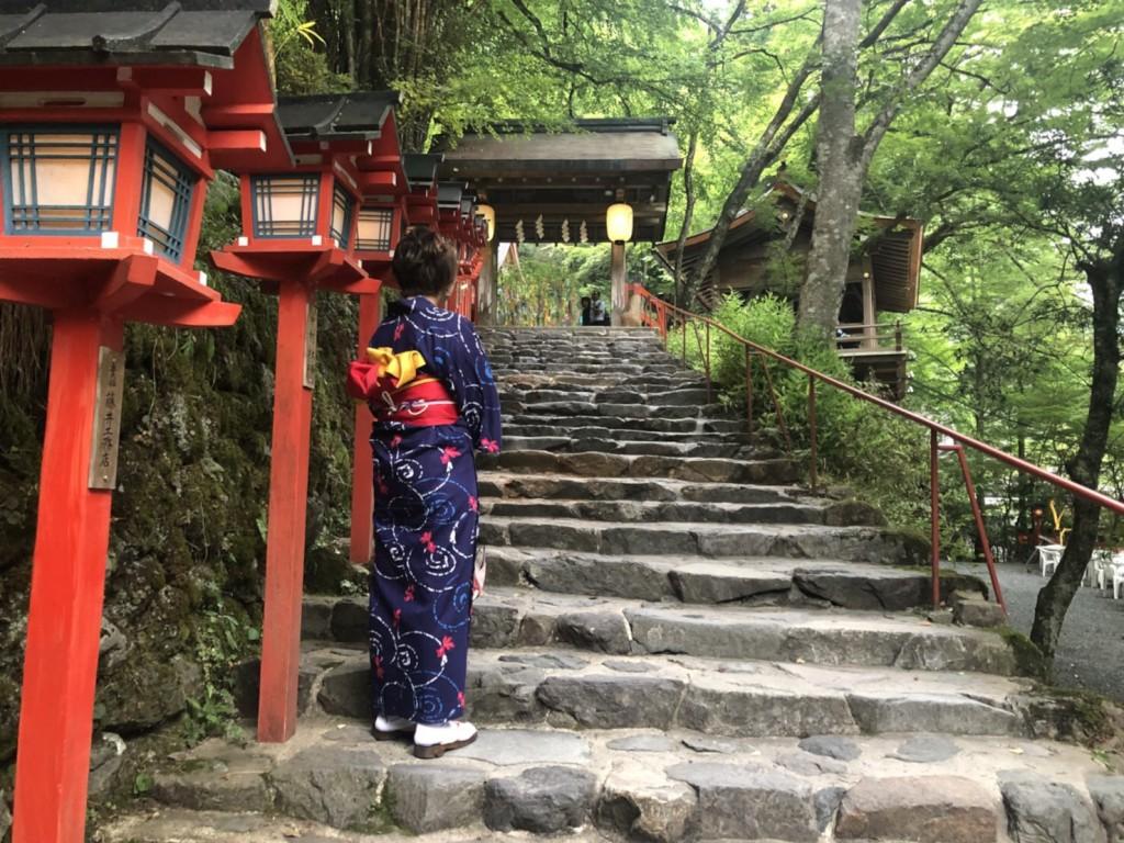 下鴨神社 みたらし祭2018年7月28日16