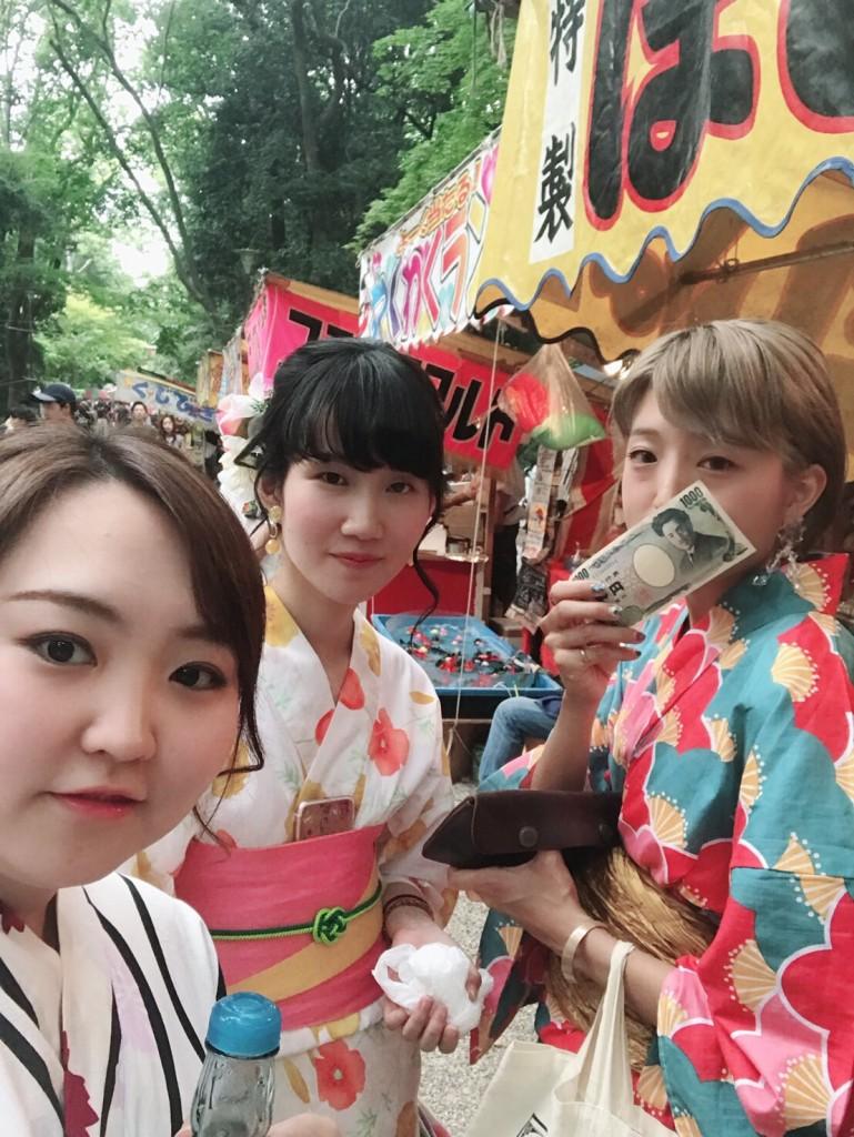 下鴨神社 みたらし祭2018年7月28日20
