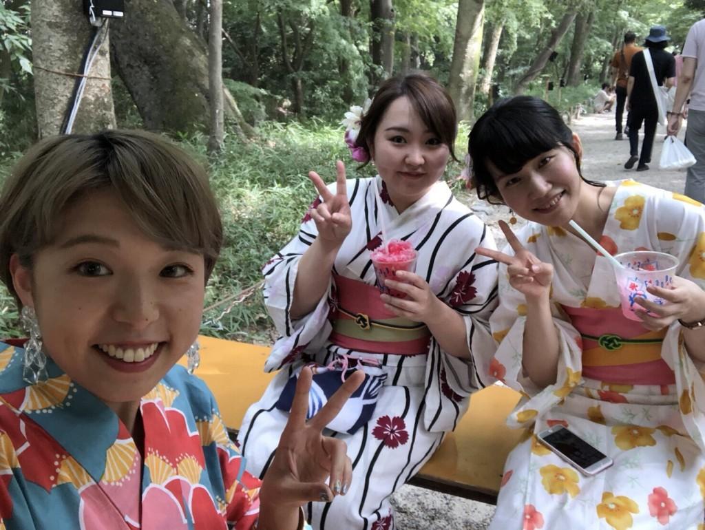 下鴨神社 みたらし祭2018年7月28日21