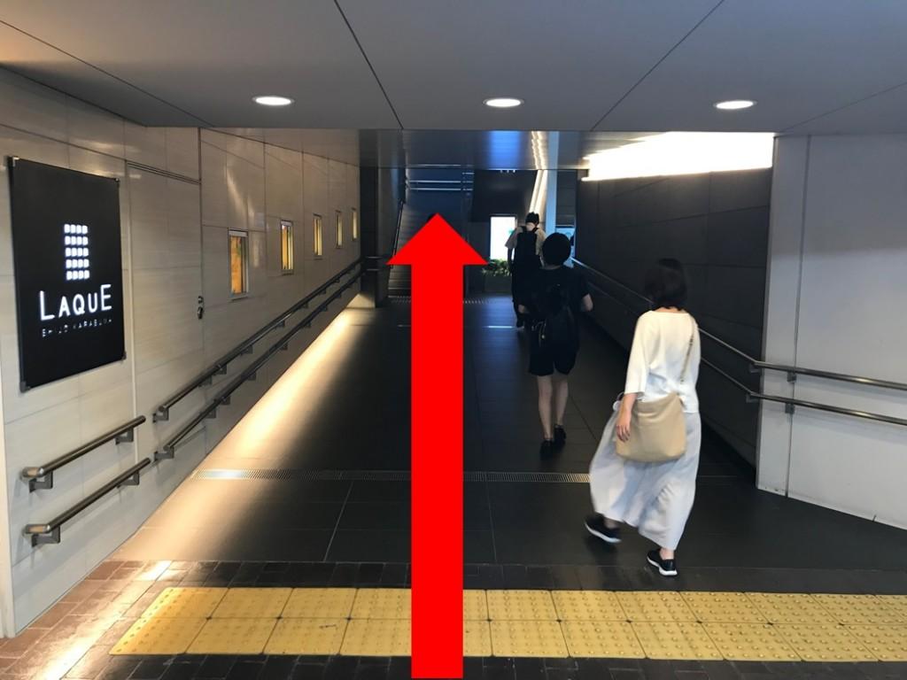 烏丸駅から(新店舗)(3)