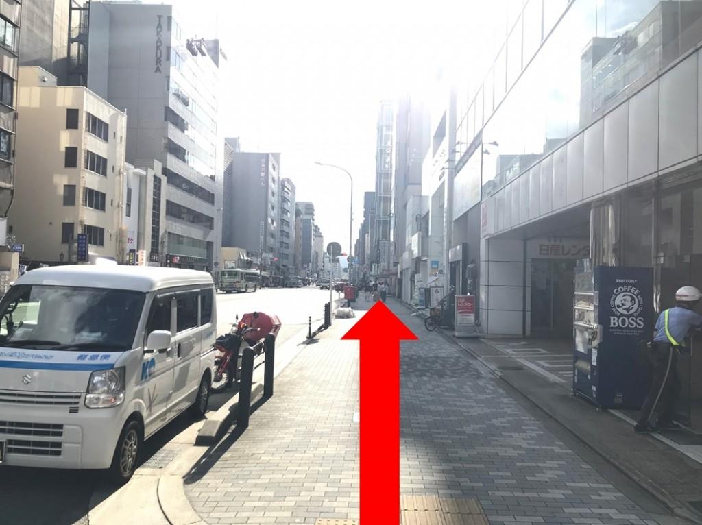 烏丸駅から(新店舗)(7)