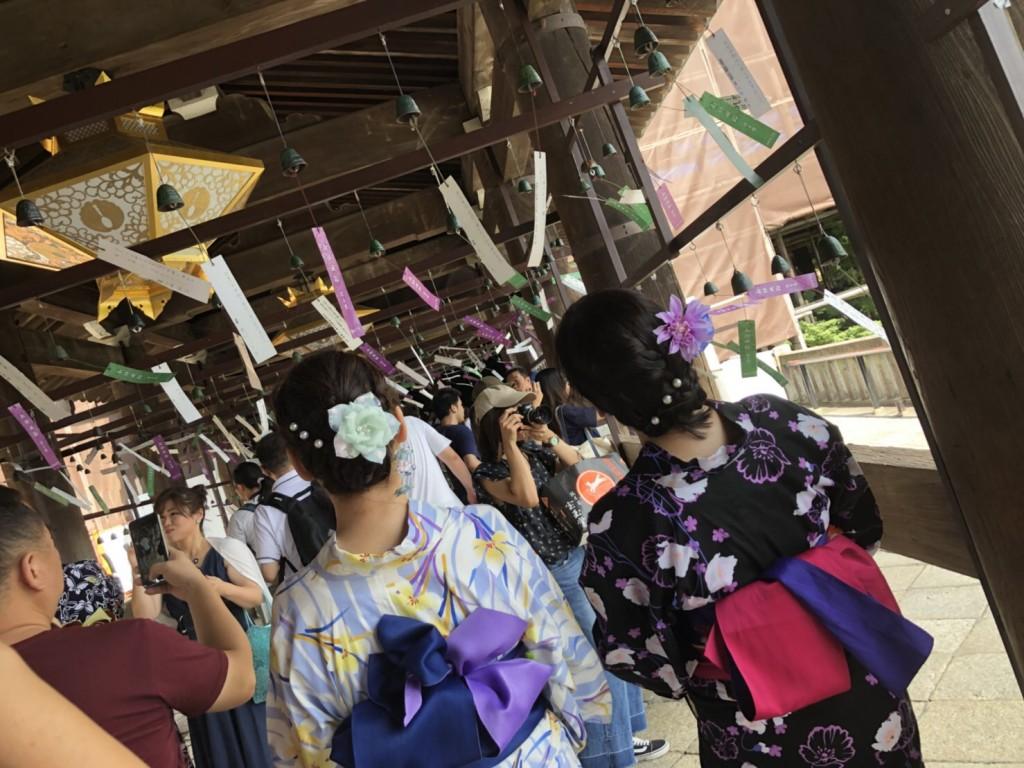 姉妹店の川越店ご利用のお客様ご来店❣2018年8月8日6