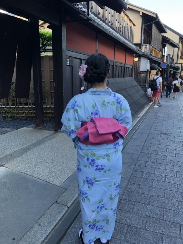 姉妹店の川越店ご利用のお客様ご来店❣2018年8月8日15