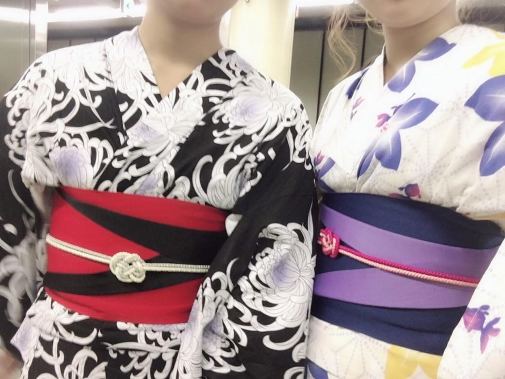 姉妹店の川越店ご利用のお客様ご来店❣2018年8月8日17