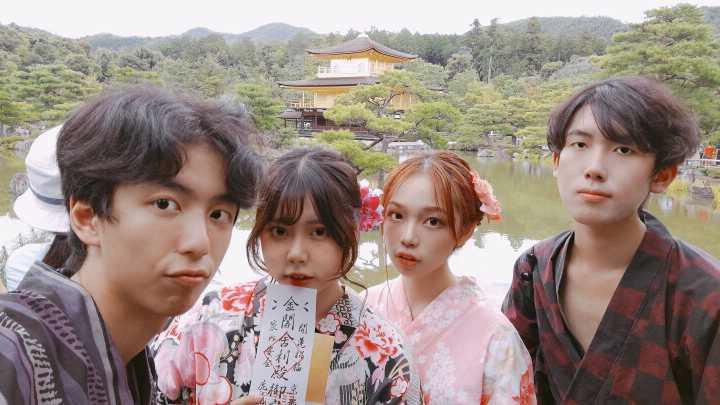 お盆休みで全国から京都へ2018年8月12日1