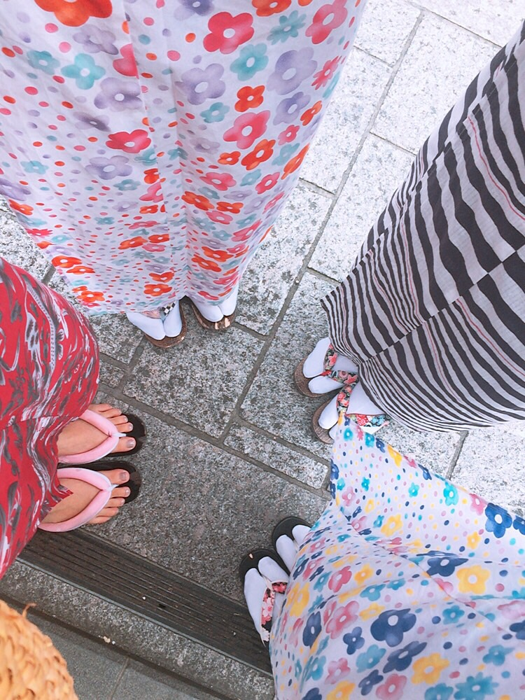 お盆休みで全国から京都へ2018年8月12日4