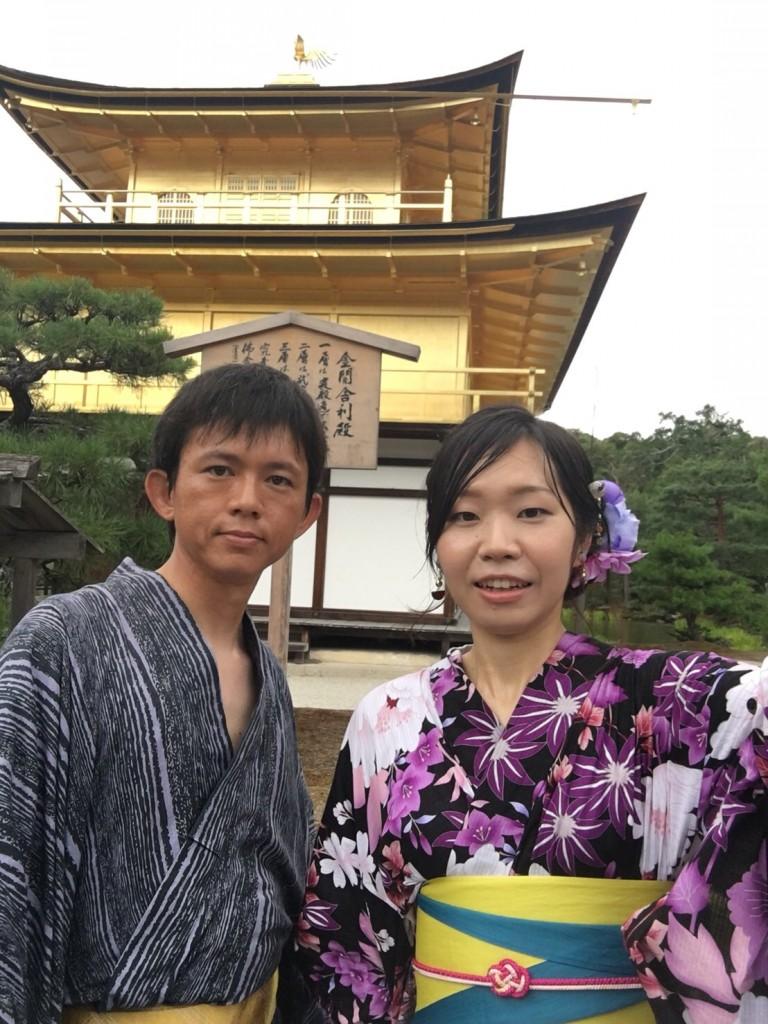 お盆休みで全国から京都へ2018年8月12日5