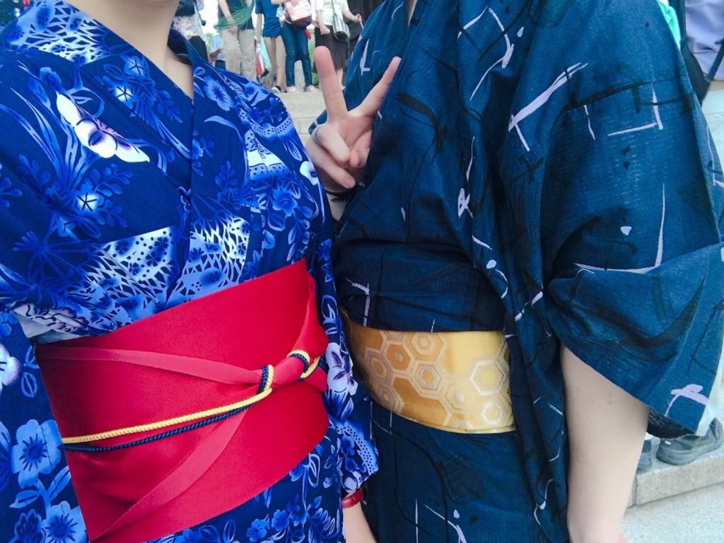 お盆休みで全国から京都へ2018年8月12日6