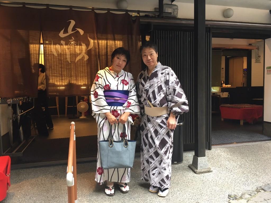 お盆休みで全国から京都へ2018年8月12日7