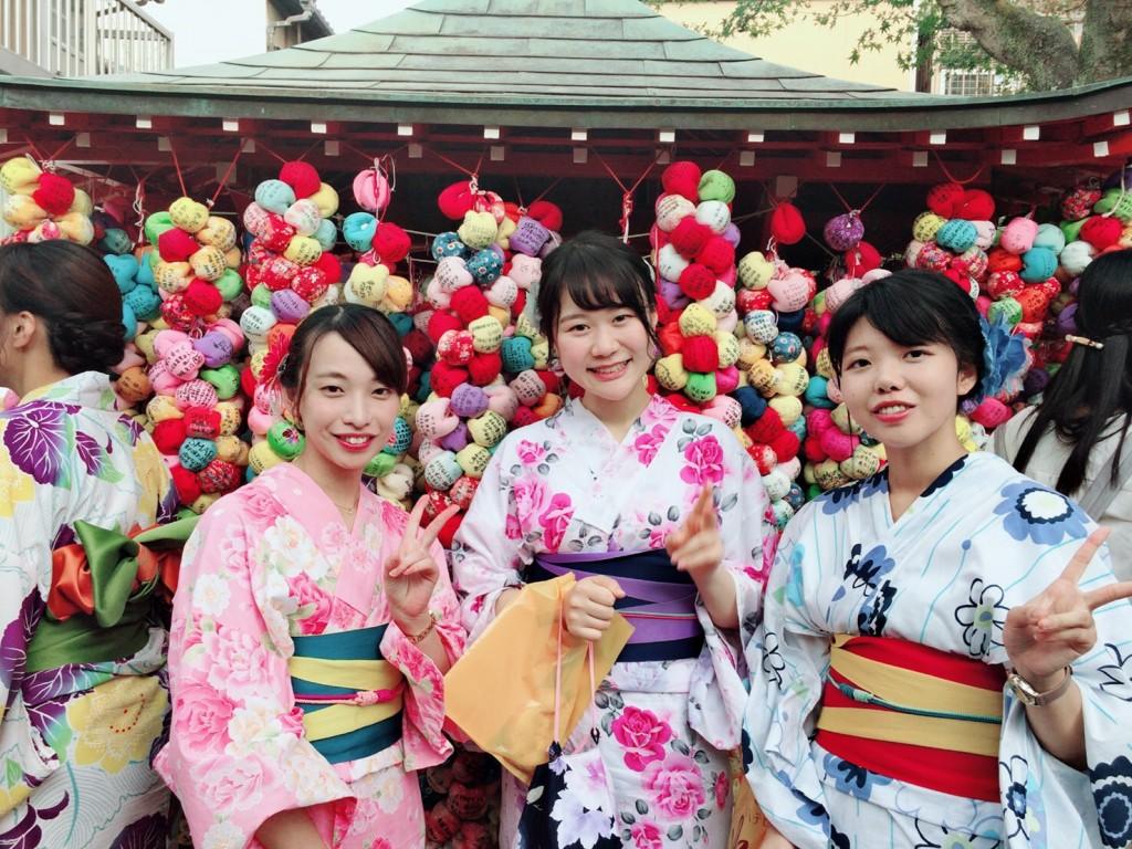 お盆休みで全国から京都へ2018年8月12日10