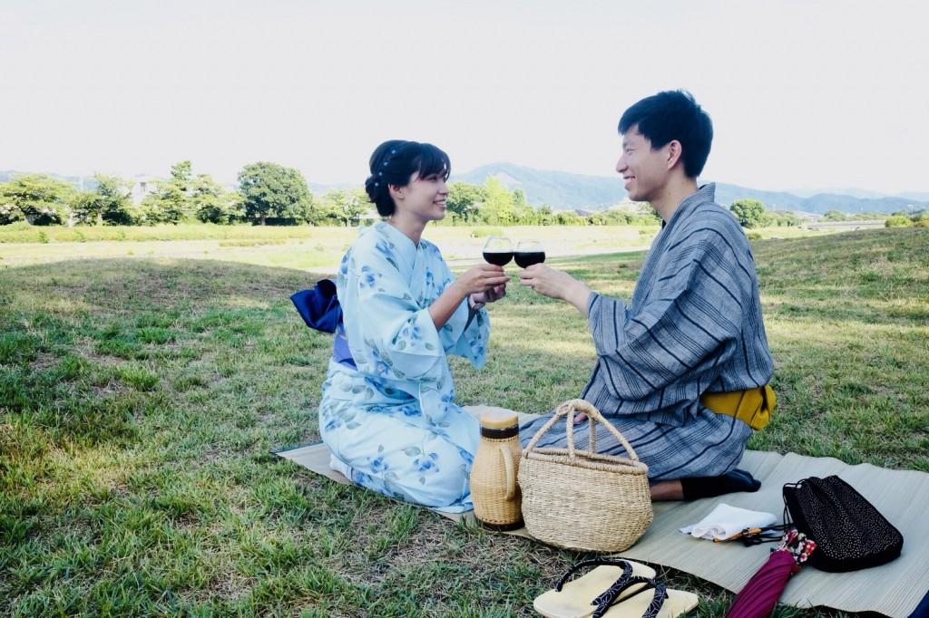 第72回京都南丹市花火大会(旧名やぎの花火大会)2018年8月14日5