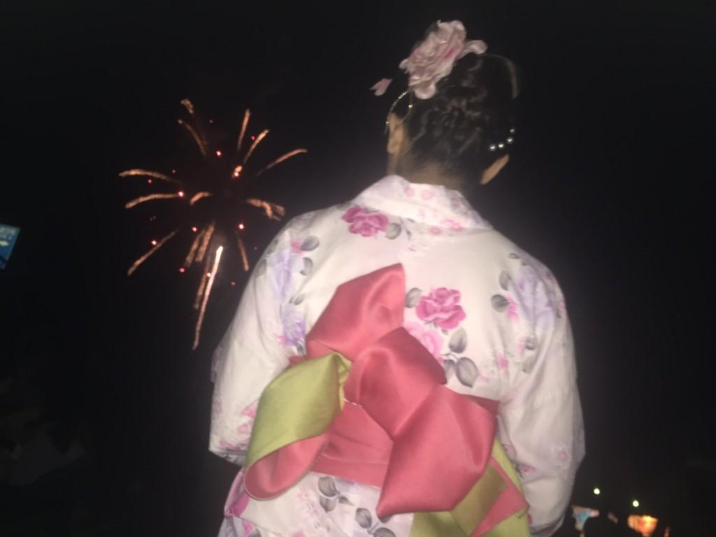 第72回京都南丹市花火大会(旧名やぎの花火大会)2018年8月14日13