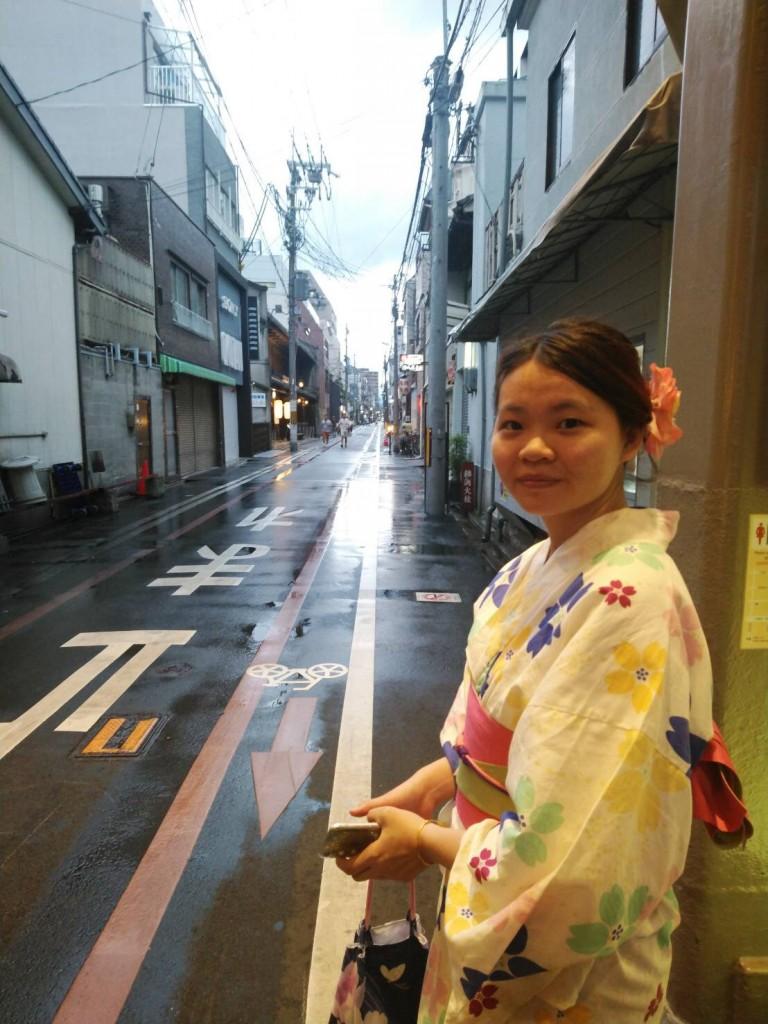 2018京都 五山送り火 大文字2018年8月16日1