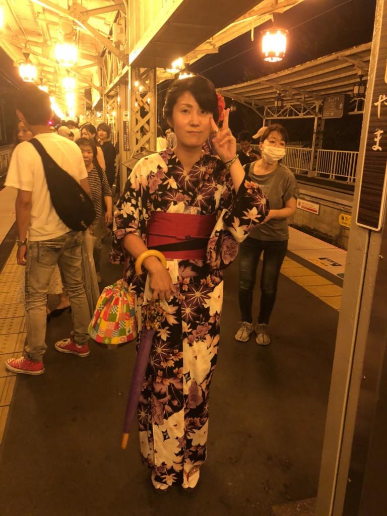 2018京都 五山送り火 大文字2018年8月16日3