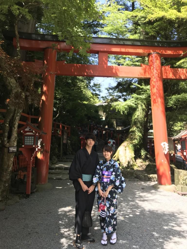下鴨神社 糺の森の光の祭2018 2018年8月17日1