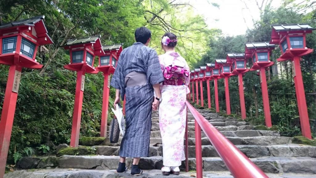 沖縄から京都で夏休み楽しめましたぁ♪2018年9月28日4