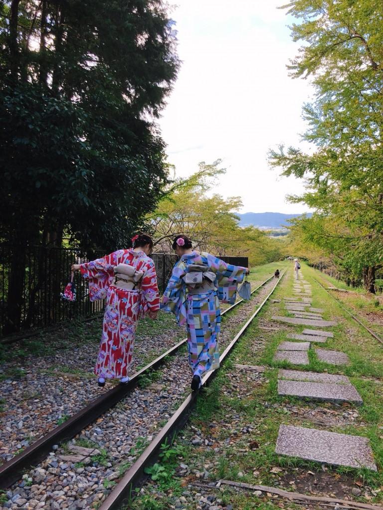 沖縄から京都で夏休み楽しめましたぁ♪2018年9月28日6