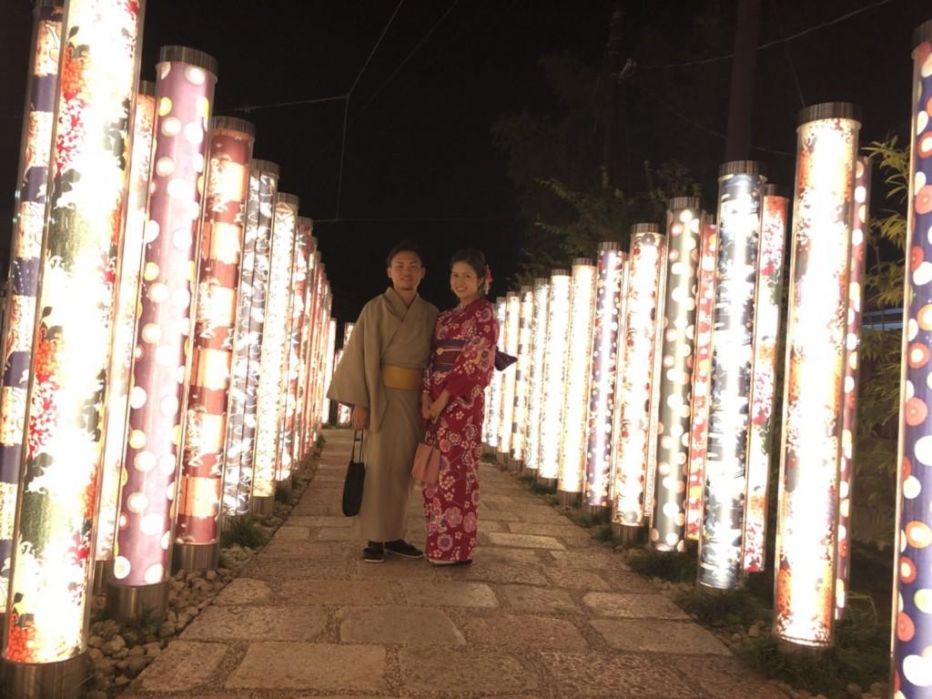 沖縄から京都で夏休み楽しめましたぁ♪2018年9月28日12