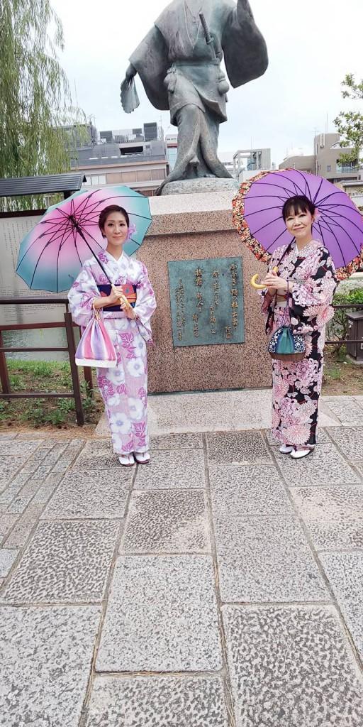 二寧坂(二年坂)で記念撮影♡2018年9月13日5