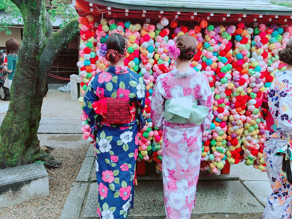 念願の八坂庚申堂2018年9月7日3