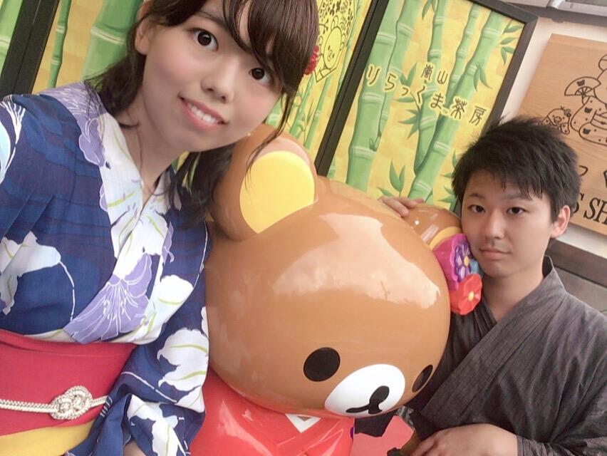 京都 嵐山を人力車で♪2018年9月24日6