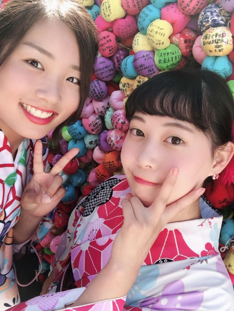 沖縄から京都で夏休み楽しめましたぁ♪2018年9月28日8