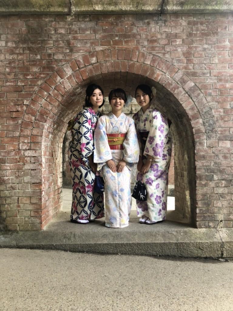 京都 嵐山を人力車で♪2018年9月24日1