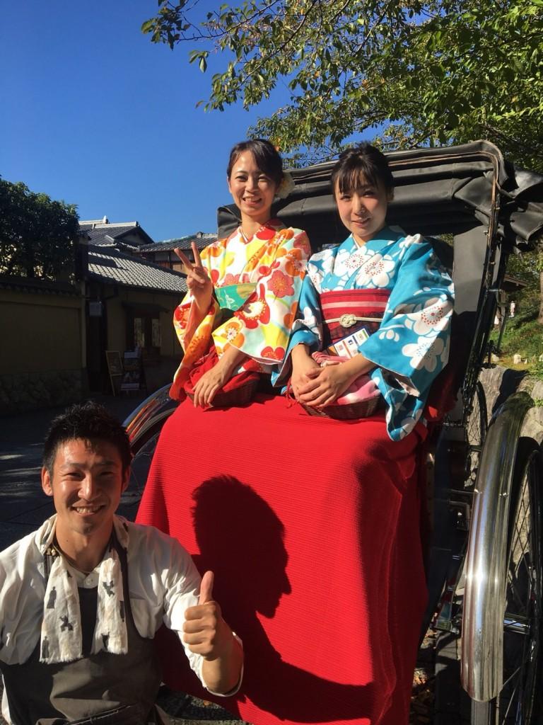 姉妹で南禅寺へ(^^♪2018年10月8日1
