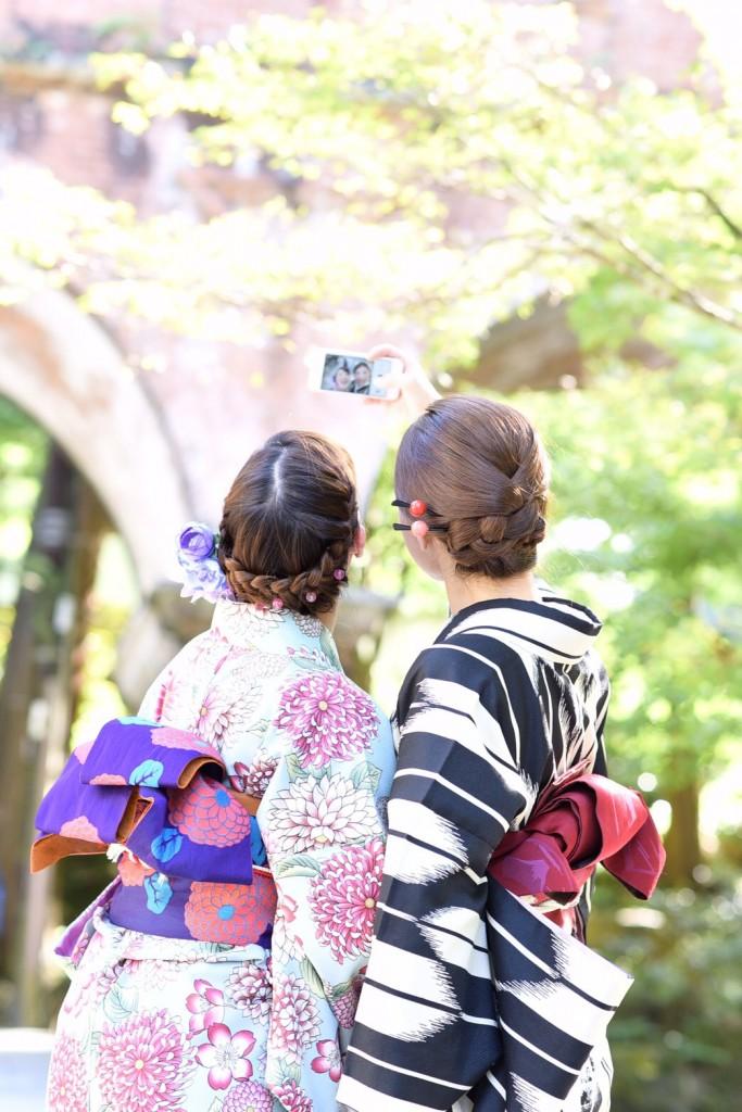 姉妹で南禅寺へ(^^♪2018年10月8日4