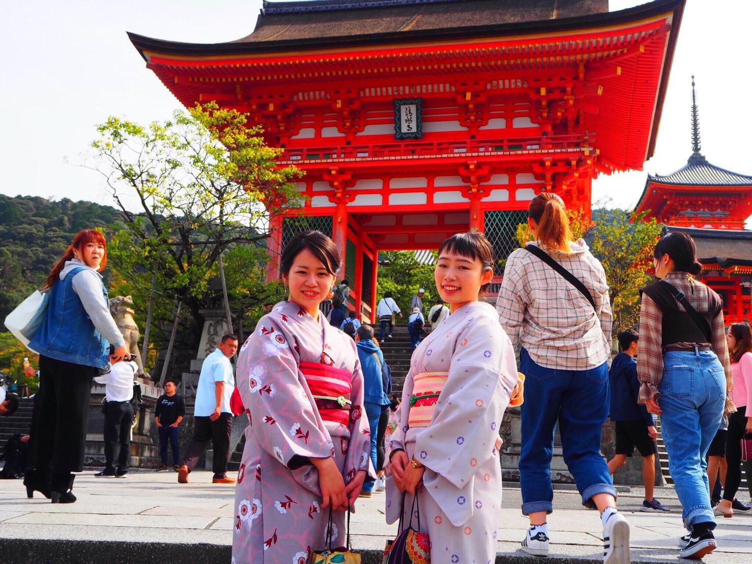 カップルプランで嵐山へ♡2018年10月16日1