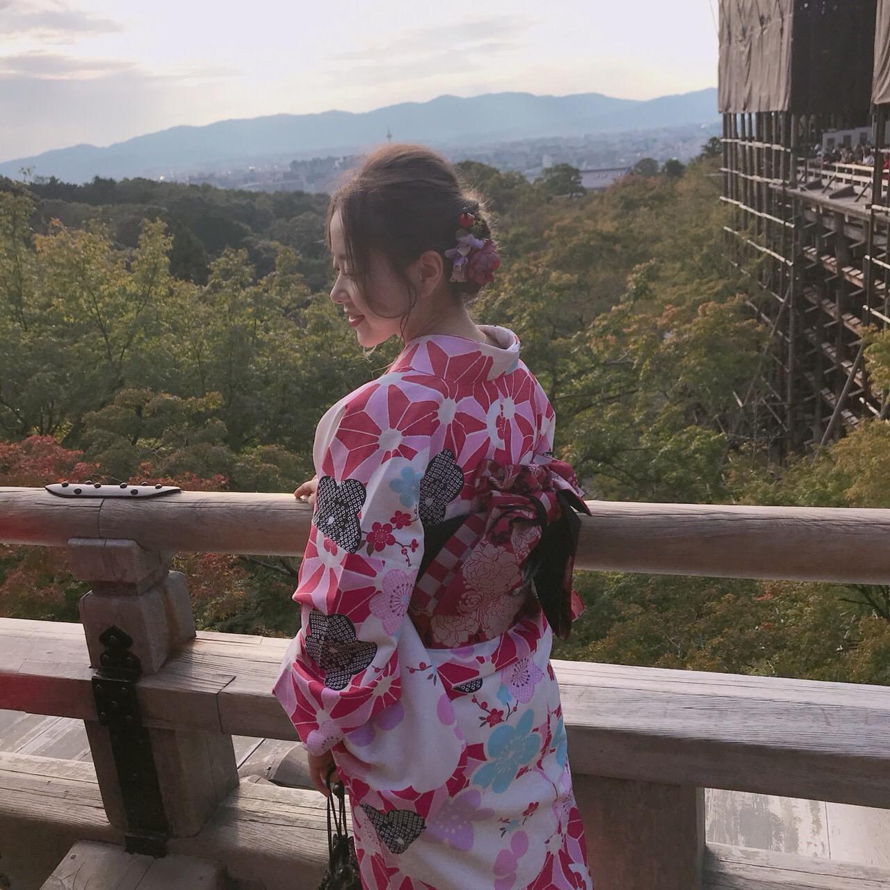 カップルプランで嵐山へ♡2018年10月16日5