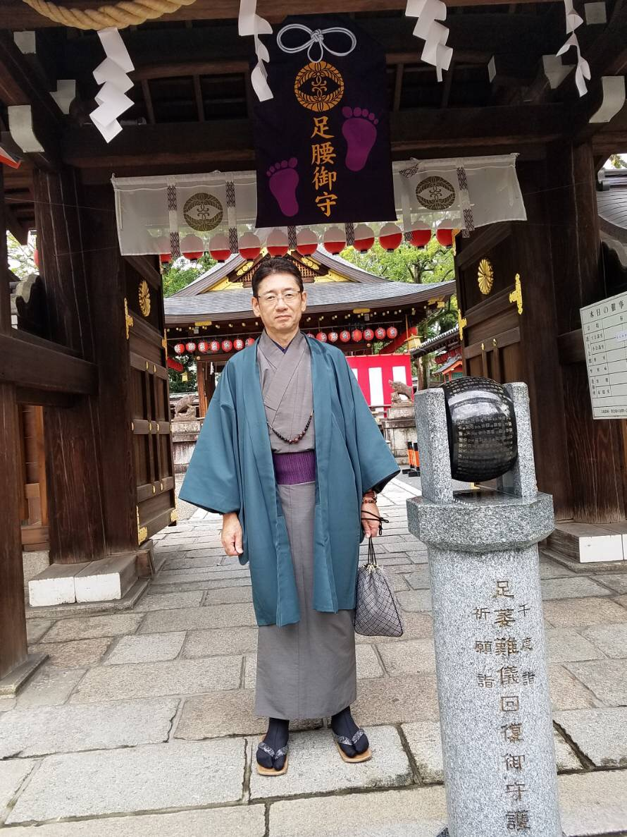 護王神社はいのしし神社とも言われています!2018年10月27日4