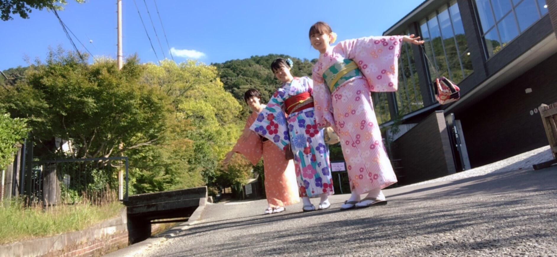 伏見稲荷大社からJRで嵐山へ♪2018年10月28日4