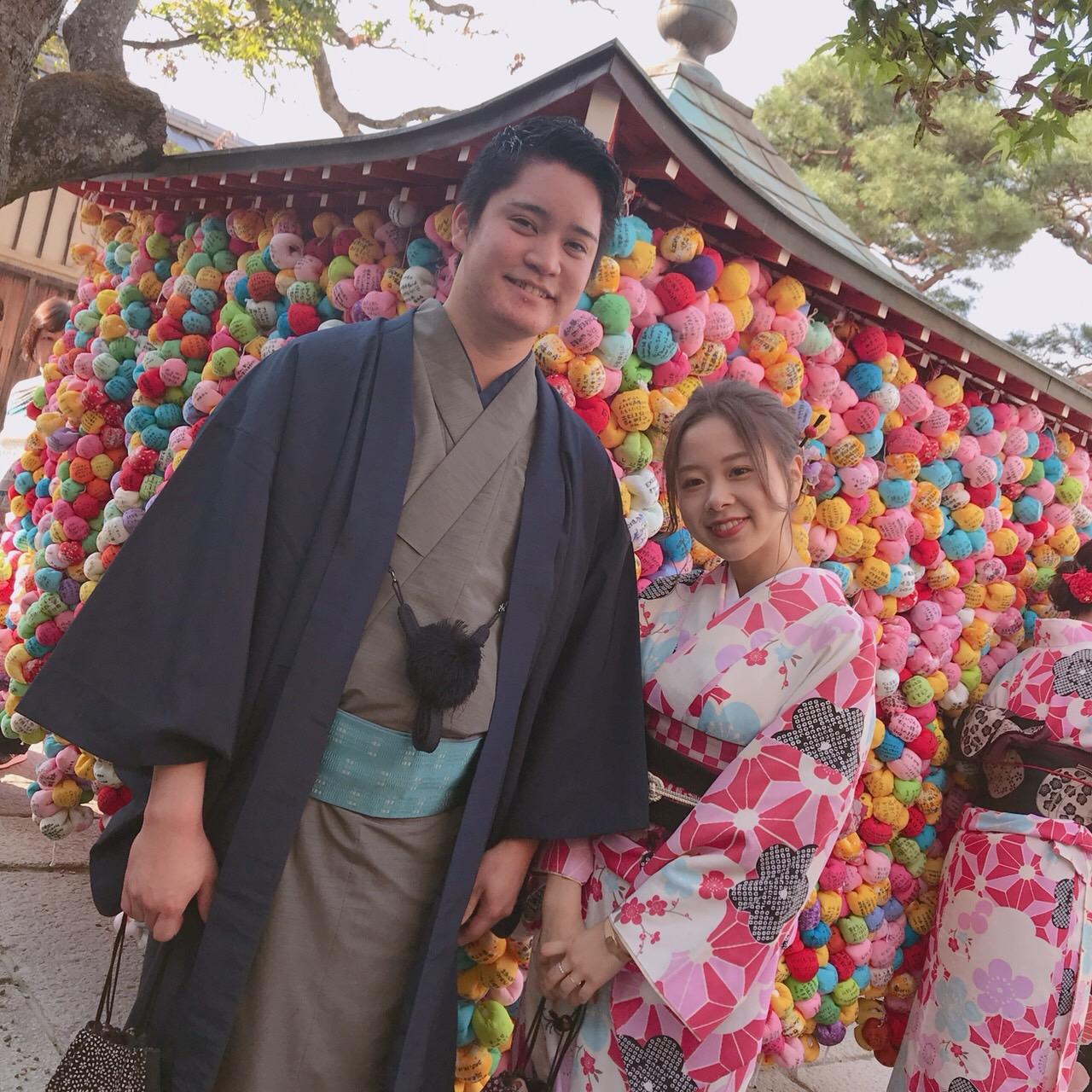 カップルプランで嵐山へ♡2018年10月16日7