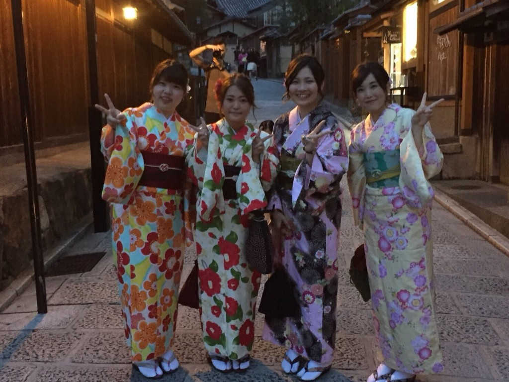 修学旅行生!八坂庚申堂と嵐山へ♪2018年10月11日4
