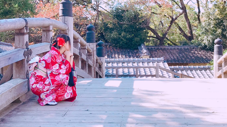 「嵐電一日フリーきっぷ」で京都を満喫♪2018年11月8日1