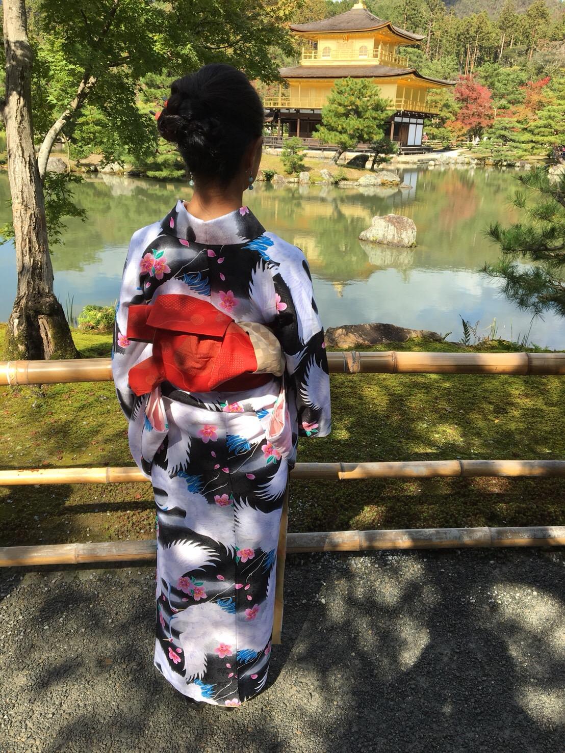 秋の京都を満喫(^^♪2018年11月6日1