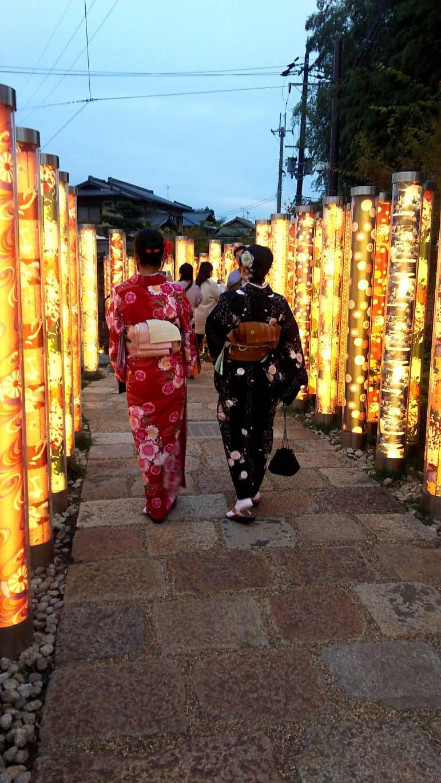「嵐電一日フリーきっぷ」で京都を満喫♪2018年11月8日2